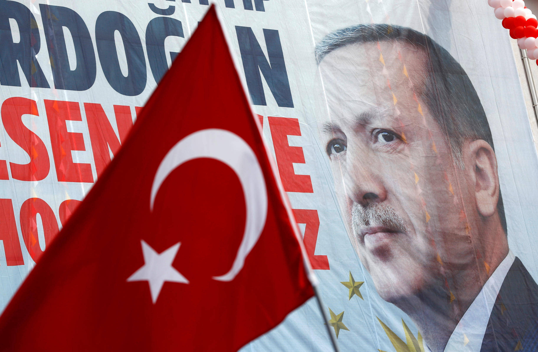 Германия отказала Турции в заморозке счетов сторонников проповедника Фетхуллаха Гюлена