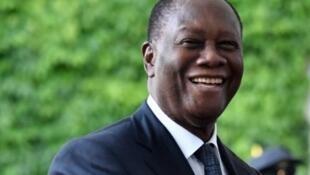 Alassane Ouattara n'exclut pas de se représenter en 2020, une hypothèse qui fait réagir.