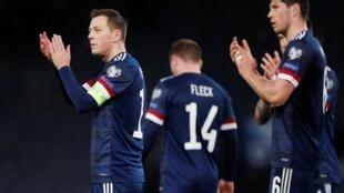 Les Écossais auront la possibilité de se qualifier à l'Euro 2020 via les barrages.