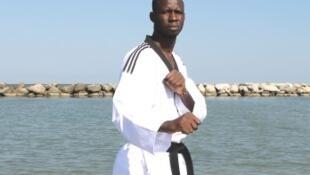 Le Nigérien Issoufou Alfaga Abdoulrazak.