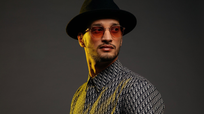 """Portrait du rappeur Soolking. Son nouvel album """"Vintage"""" vient de sortir."""