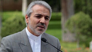 محمد باقر نوبخت، سخنگوی دولت جمهوری اسلامی ایران