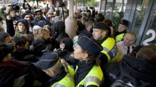 La Suède s'inquiète de l'afflux récent de ressortissants serbes, essentiellement des Roms, qui demandent l'asile politique mais qui seront tous priés de quitter le pays.