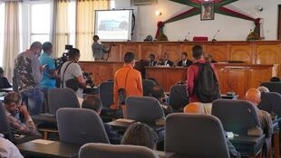 Sénat Madagascar Tétaud