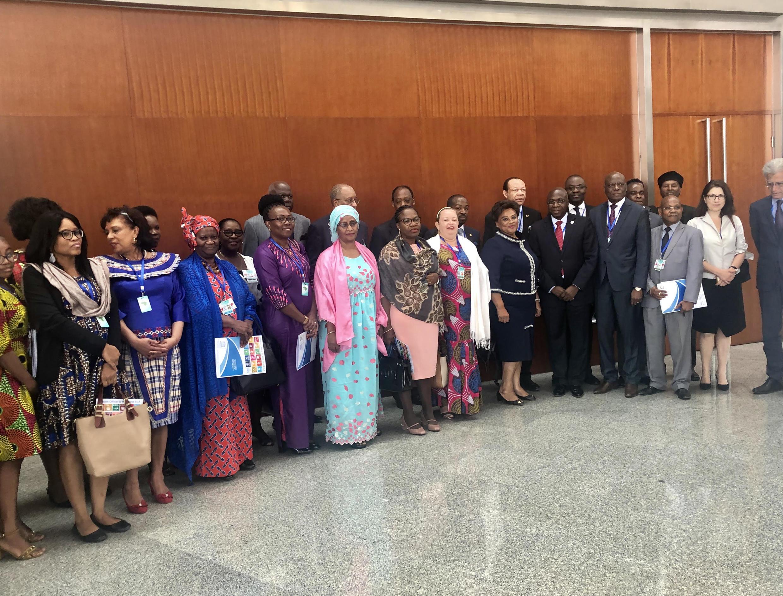 Angola apresentou em Addis Abeba o programa da Bienal de Luanda 2019.