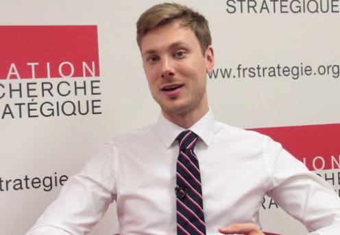 法國戰略研究基金會(FRS)研究員博達安資料圖片