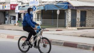 Tunisie - Tunis - Vélo - AP20086616419745