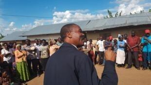 Kiongozi wa zamani wa chama cha Forum Democratic Change (FDC) Jenerali Gregory Mugisha Muntu.