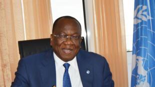Le Guinéen François Louncény Fall est le représentant spécial du secrétaire général des Nations unies pour l'Afrique centrale.