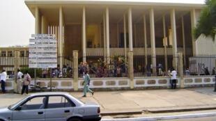 Le tribunal de Brazzaville (illustration).