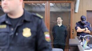 Кирилл Жуков пытался обжаловать приговор, вынесенный ему 4 сентября в Тверском суде Москвы
