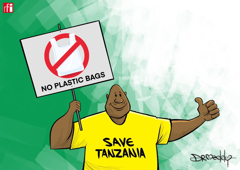 Tanzania : Hukumomi sun hana amfani da jikunan leda don kare muhali (30/05/19)
