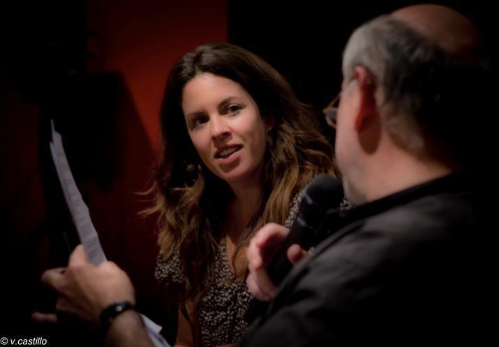 Julio Feo conversa con Claudia Llosa