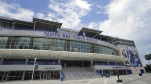 La convention des républicains aura lieu au Tampa Bay Times Forum, en Floride, du 27 au 30 août 2012.