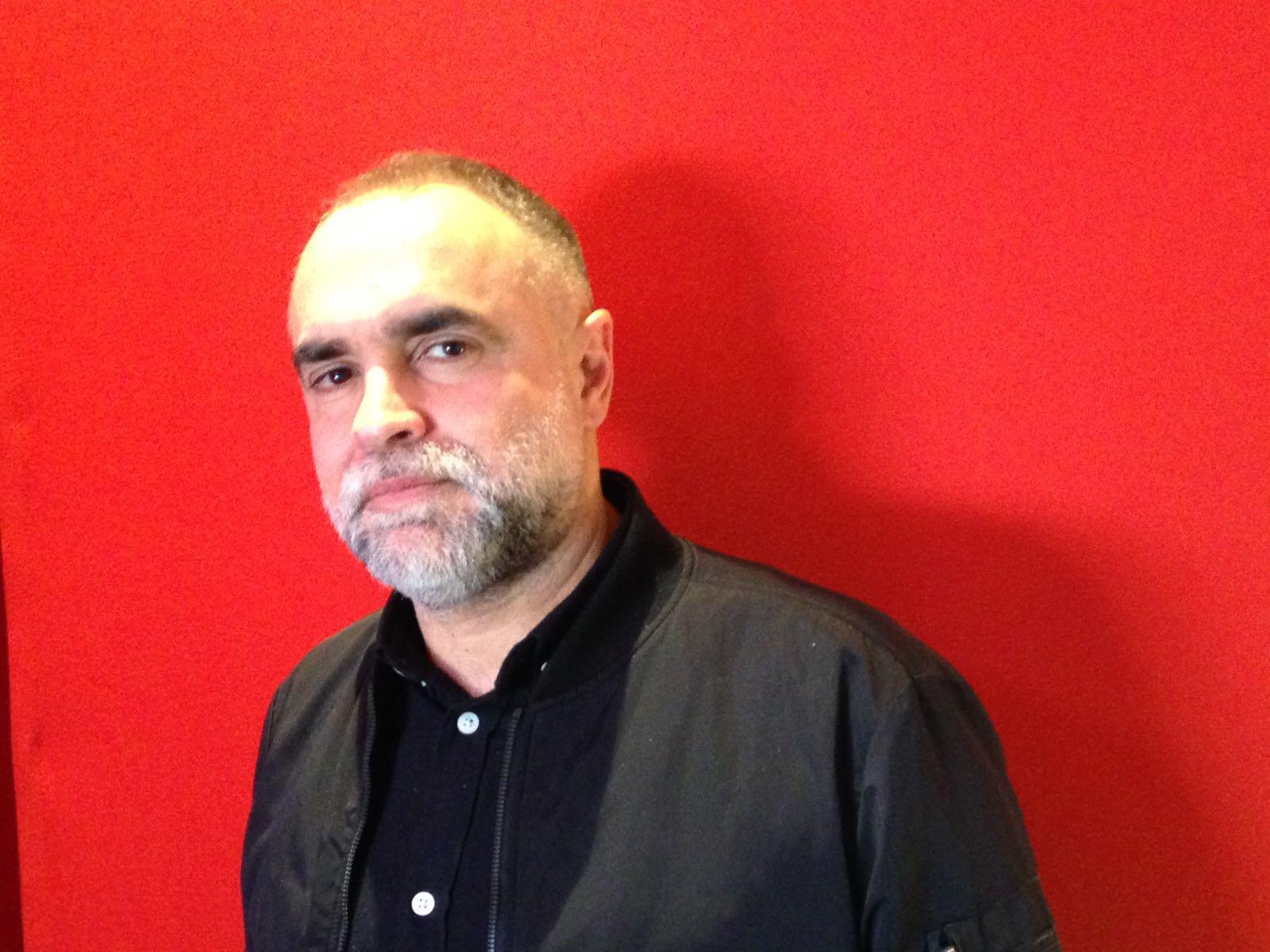 O cineasta Karim Aïnouz, durante o Festival de Cinema de Berlim