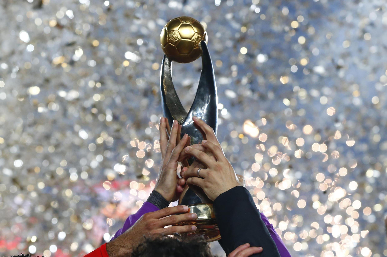A Liga dos Campeões Africanos.