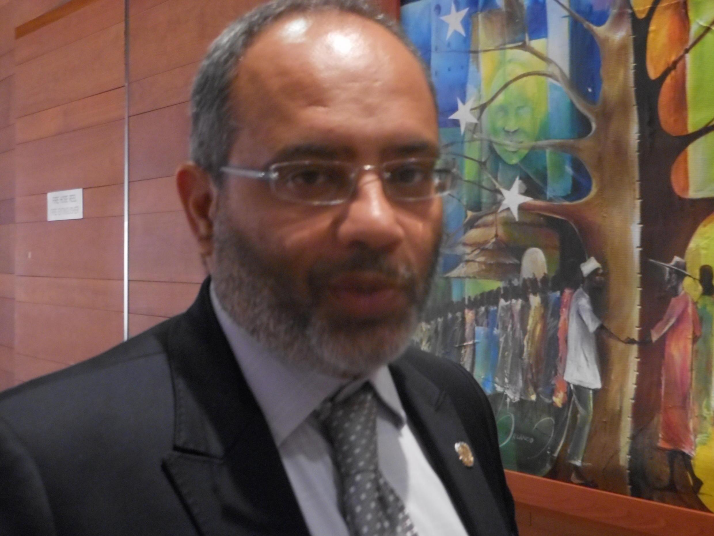 Carlos Lopes, secretário executivo da Comissão Económica da ONU para África