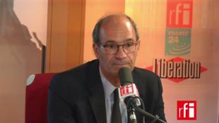 Eric Woerth, député-maire de l'Oise et secrétaire général du parti Les Républicains.
