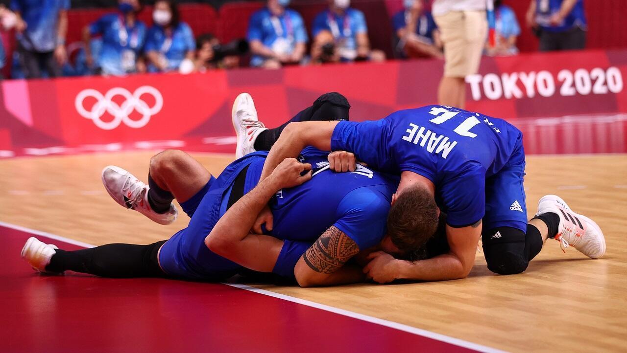 PHOTO Joie Handball JO 2021