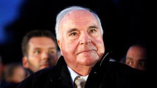 Helmut Kohl, ici le 30 août 2010, est décédé vendredi 16 juin 2017 à l'âge de 87 ans.
