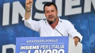 O Senado italiano pode ter decidido o futuro do chefe de extrema direita da Liga, Matteo Salvini, ao por fim à sua imunidade parlamentar.