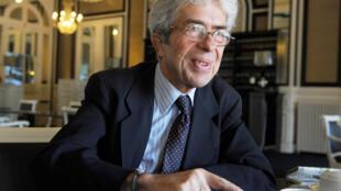 Jean-Michel Lambert, juge d'instruction dans l'affaire Grégory Villemin, en 2014.