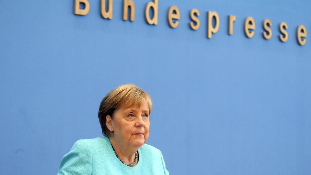 Nord Stream 2: Angela Merkel défend l'accord avec Washington