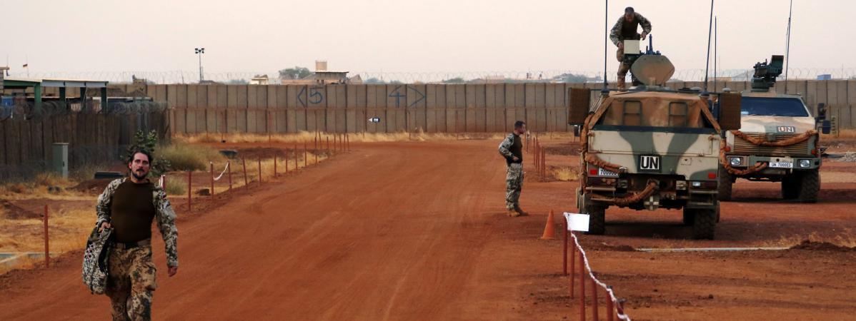 """عملیات سربازان فرانسوی در """"برخان"""" در عملیات ضد تروریستی در کشورهای موریتانیا، مالی، نیجر، چاد و بورکینا فاسو، شرکت دارند."""