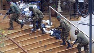 Штурм ТЦ Westgate в Найроби 24 сентября 2013.