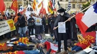 Regional Language Protests Agence Bretagne Presse