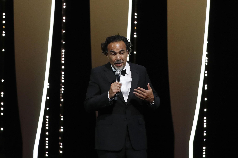 Alejandro Gonzalez Inarritu، رئیس هیئت داوران هفتاد ودومین دوره جشنواره سینمایی کن، مراسم گشایش جشنواره. سهشنبه ٢٤ اردیبهشت/ ١٤ مه ٢٠۱٩