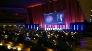 NetExplo conference Paris, 2016