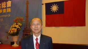 駐法國台北代表處代表呂慶龍在世界台商聯合會16屆年會10042010