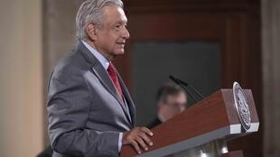 Rais wa Mexico  Andrés Manuel Lopez Obrador