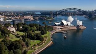 澳大利亚悉尼一景