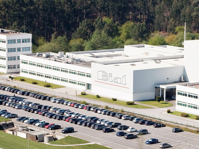 Bial's headquaters in Portugal