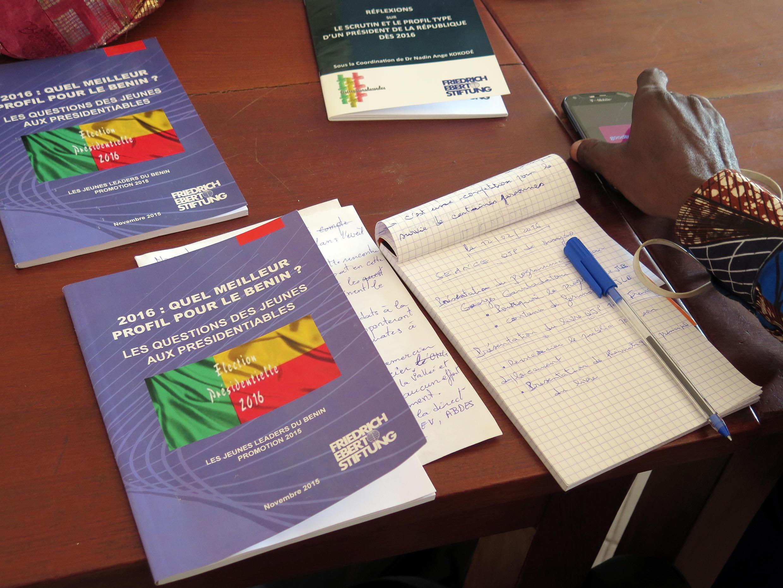 Dans de nombreux programmes, une réforme du système partisan béninois figure en bonne place.