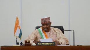Hama Amadou, tsohon shugaban Majalisar Dokokin Nijar