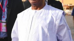 Presidente do Mali, Ibrahim Boubacar keita