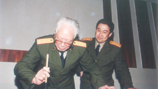 9月3日閱兵當天開國中將張震逝世死訊延一天公布。