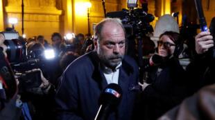 Eric Dupont-Moretti, advogado de Abdelkader Merah, condenado a 20 anos de cadeia, por tribunal criminal de Paris