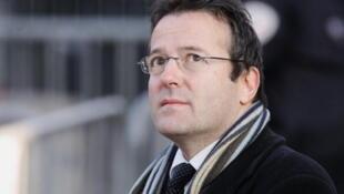 Martin Hirsch, diretor-geral da rede de hospitais públicos AP-HP, que atendem 8,3 milhões de pessoas na região parisiense.