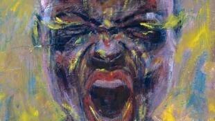 Femme en colère, d'Emmanuelle Boisgard.