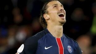 Zlatan Ibrahimovic scored a goal and missed a penalty during PSG's 3-0 win over Guingamp.