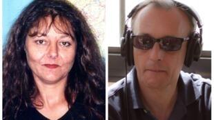 Ghislaine Dupont et Claude Verlon, envoyés spéciaux de RFI au Mali, ont été enlevés et assassinés à Kidal, le 2 novembre 2013.
