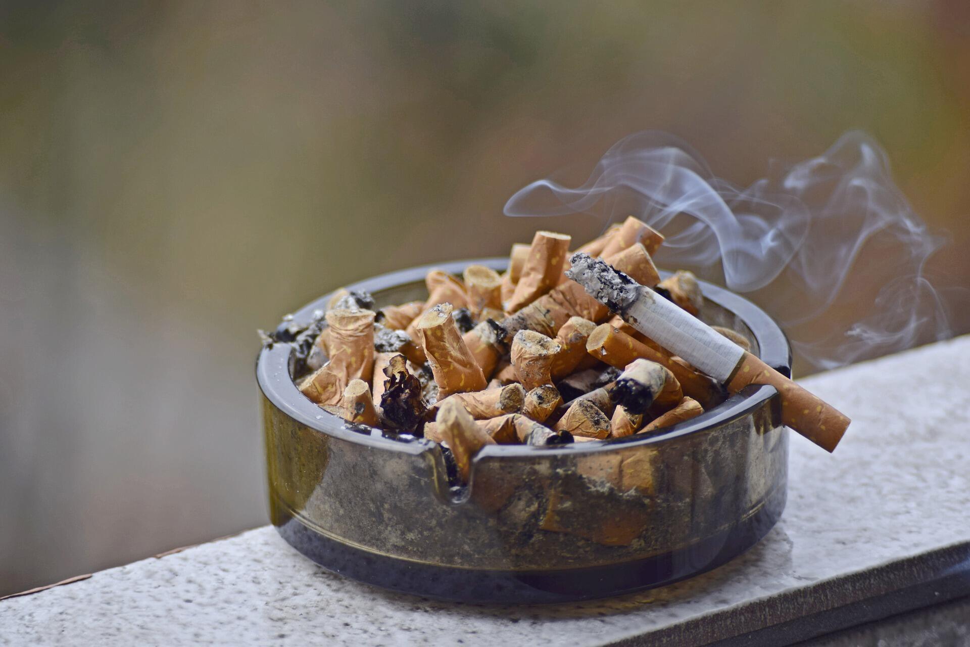 Um milhão de franceses pararam de fumar em 2017