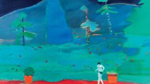 «Nocturne» est le dernier album du groupe de rock belge Girls in Hawai, en tournée en France.