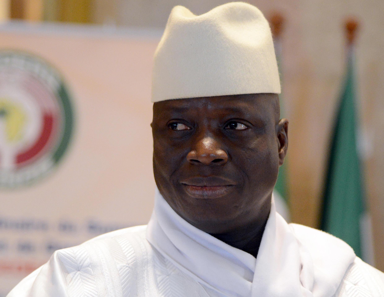 Presidente cessante da Gâmbia, Yahya Jammeh