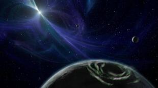 On estime désormais que le nombre de planètes dans notre galaxie s'élève à 100 milliards.