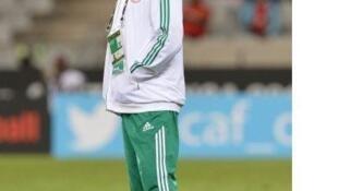 Le Nigérian Stephen Keshi.